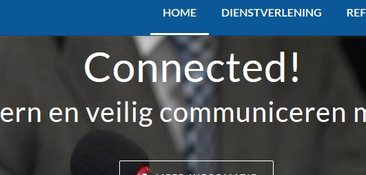 Hmepage Connected!